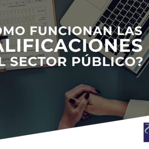 Sobre Calificaciones del Sector Público